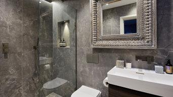 Stylish Shower Room - Northumberland Place