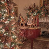 Holiday Mantle Ideas by Holiday Warehouse