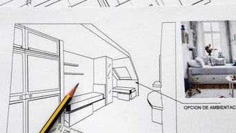 Diseño y Decoración dormitorios infantiles