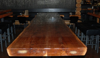 Black Walnut Dining Table Top