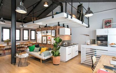 Guía para transformar un viejo local en un acogedor hogar (y III)