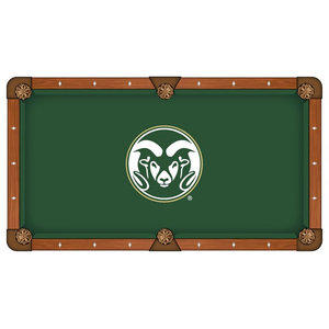 8 Ohio University Pool Table Cloth By Covers Hbs