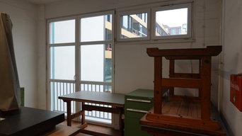 Fenster | Montage