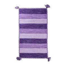 Aladin Cotton Bath Mat, Purple