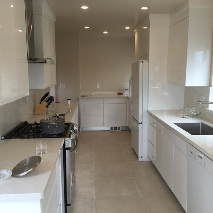 Kitchen remodeling in Brentwood