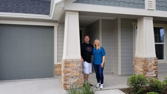 RiverTown New Home Buyers Closing with Rebate Check