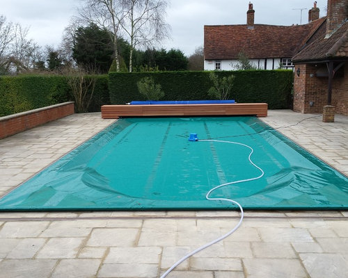 Aquatrac Uk Ltd Automatic Swimming Pool Safety Cover