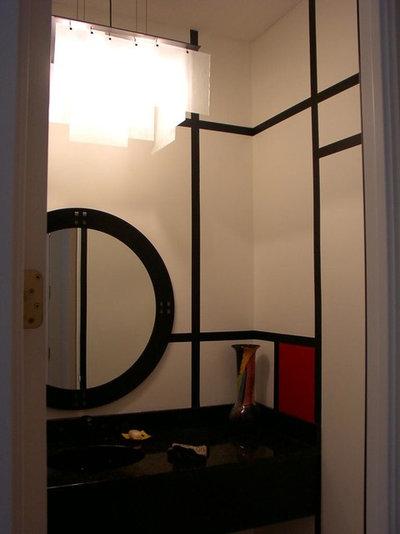 deco ideas that pay homage to dutch painter piet mondrian