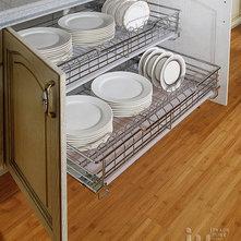 Kitchen: under counter storage - an Ideabook by tomkath50