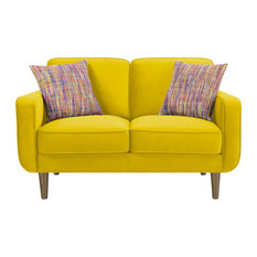 Edith Loveseat Sunshine