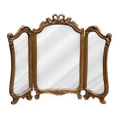 50 Most Popular Bronze Bathroom Mirrors For 2018 Houzz