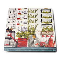 6 Placemats 3 Fun Designs! 13x17.5 Perfect for Fun Family Dinners Black Duck Brand Set of 6 Holiday Placemats