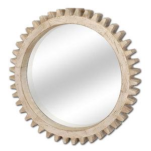 Mercana Industrial, Industrial Mirror, Natural