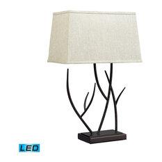 Dimond Lighting Winter Harbour LED Table Lamp, Bronze