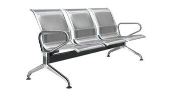 Vienna 3 Seater SS Airport Sofa