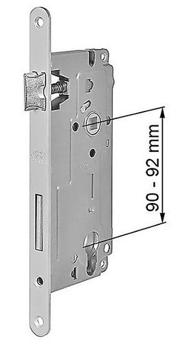 Patent Grande For Internal Door BY AGB   Home Improvement