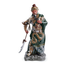 Lladro Ancient Dynasty Warrior Figurine