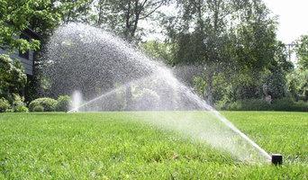 Residential Lawn Sprinkler Installation