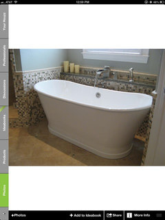 Free Standing Tub With Wall Mount Faucet Suggestions