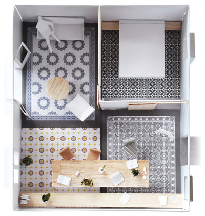 Skandinavisch  by Adrian Elizalde Arquitectura