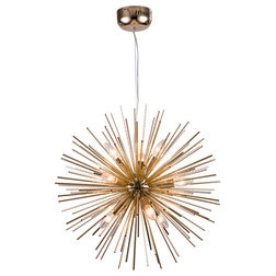 Midcentury Pendant Lighting by Design Living