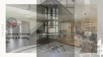 Company Highlight Video by Creative Design Stairs & Railing Inc.