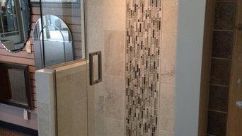 Shower Displays