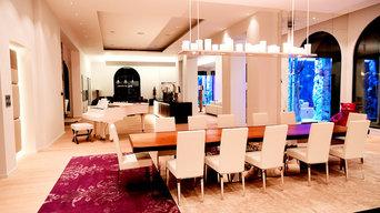 Equipement technologique villa 3 000 m² à Dubai