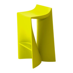 TONIK Jux Bar Stool, Chartreuse