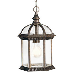 Traditional Outdoor Hanging Lights by Kichler