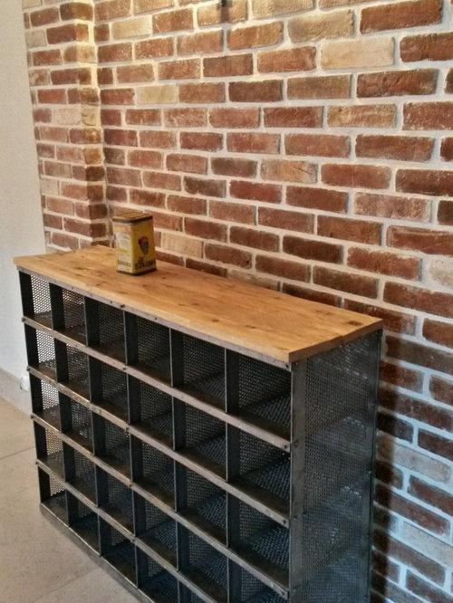 Meuble de métier Tri Postal style loft