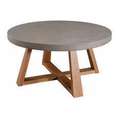 Nino Round Coffee Table