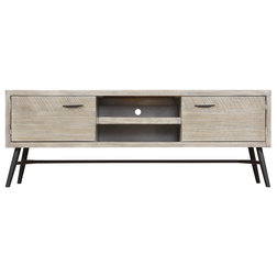 Midcentury Entertainment Centers And Tv Stands by Emerald Home