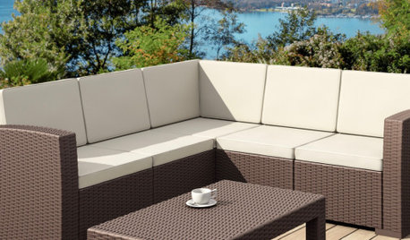 Up to 35% Off Outdoor Sofas and Sectionals