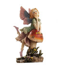 Fairy Garden Sculpture Eclectic Garden Statues And