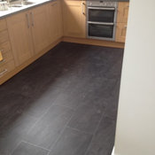 Polyflor Camaro and Colonia Luxury Vinyl Tile Flooring