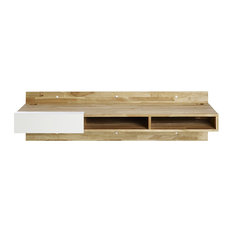 LAX Series Wall Mounted Desk