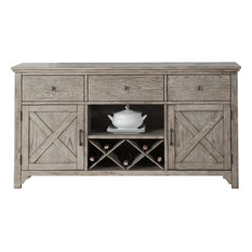 Acme Rocky Server Gray Oak