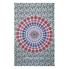 Mandala Tapestry Throw Bedding