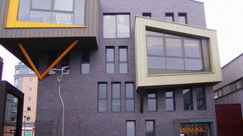 Lindum Construction – Sparkhouse Building, Lincoln University