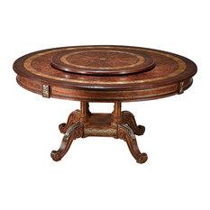 "Cambridge Dining Table, Round, 54.3""x30"""