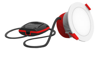 Rapid 10 - Polarity Free LED downlight
