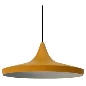 Icone Pendant Light, Yellow
