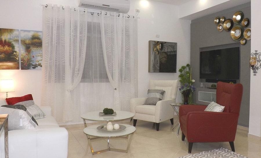 classy,  modern living room