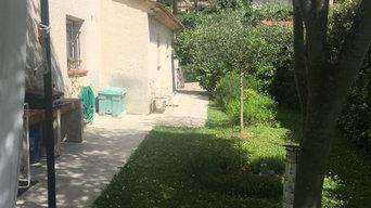 Diagnostic eau dans une maison avec Jardin à Valbonne