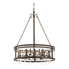 Morris 24-Light Chandelier