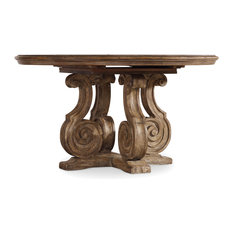 50 Most Popular Pedestal Dining Table For 2019 Houzz