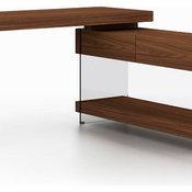 Elm Desk, Walnut