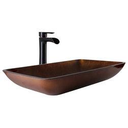 Contemporary Bathroom Sinks by VIGO Industries