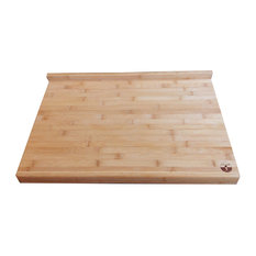 Bamboo Over-The-Sink Chopping Board